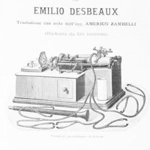Antichi oggetti e libri di fisica