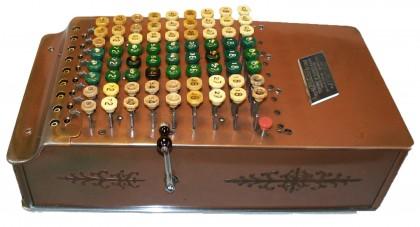 """Calcolatrice Meccanica """"COMPTOMETER"""" – 1930 circa"""