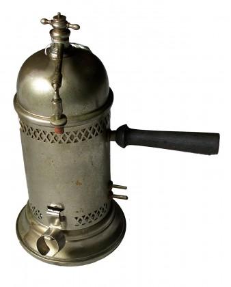 Apparecchietto elettrico per aerosol a vapore. Francia 2/4 XX secolo