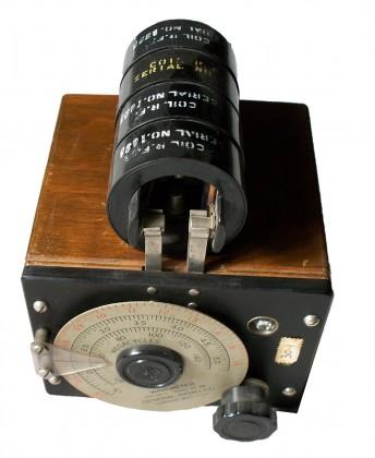 Wavemeter (frequenzimetro) da 0,5  a 150 Mc/s  – 2/4  XX sec.