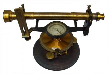 Clisigoniometro di Giuseppe Mileto – Napoli ; ante 1879
