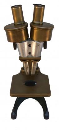 Microscopio binoculare stereoscopico di Zeiss – Jena 1/4 XX° secolo