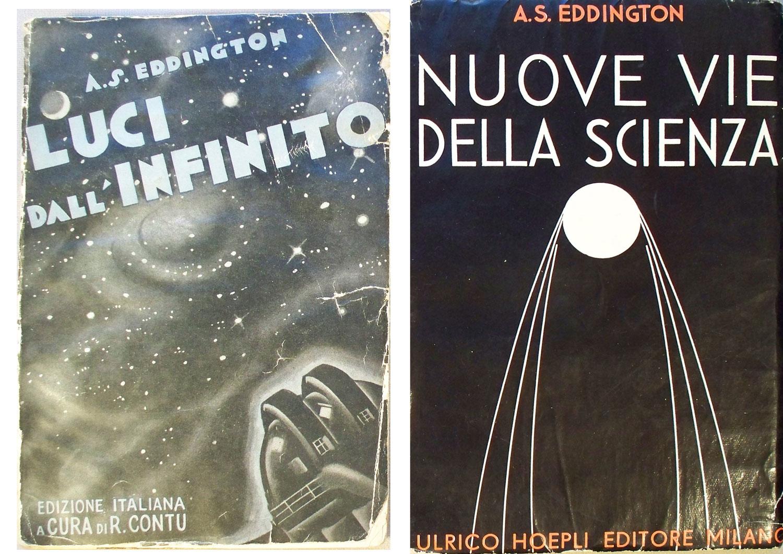Luci dall'Infinito e nuove vie della scienza di A. S. Eddington