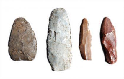 Utensili litici del Neolitico del Sahara