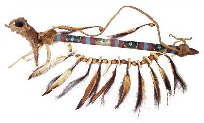 Chanupa, pipa sacra Navajo