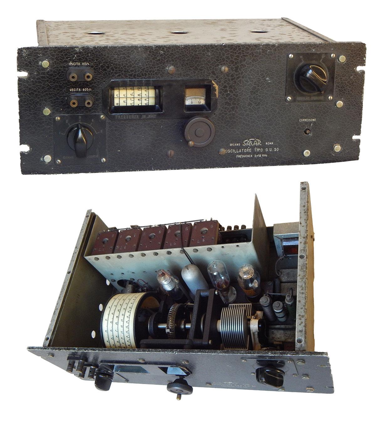 Oscillatore a frequenza acustica