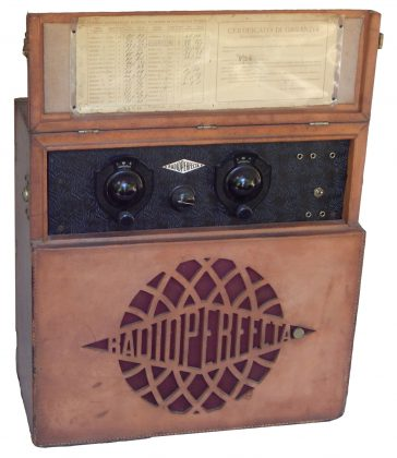 Radio portatile radioperfecta